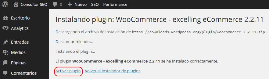 instalacion woocommerce 4
