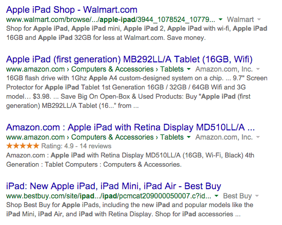 rich snippets ecommerce 1